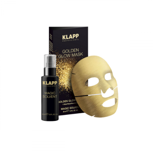 klapp golden glow mask