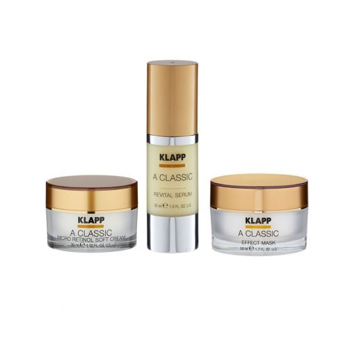 Klapp Classic A face Care set