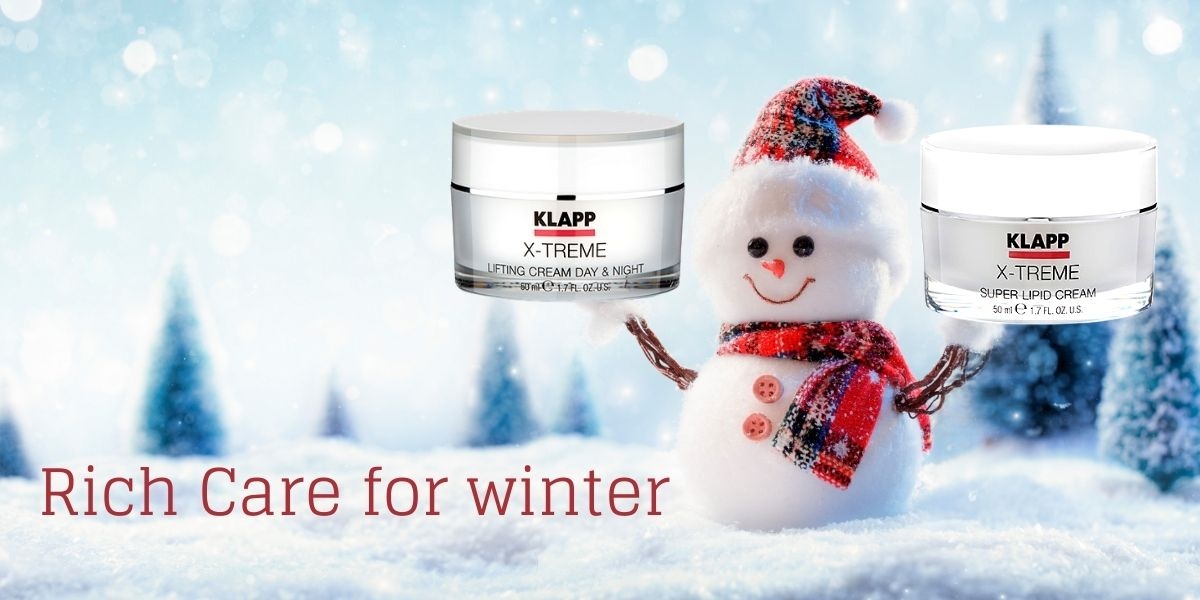 rich for winter skin care